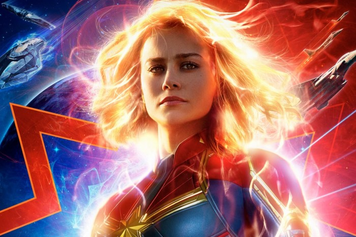 'Captain Marvel' Originally Had A Different Ending