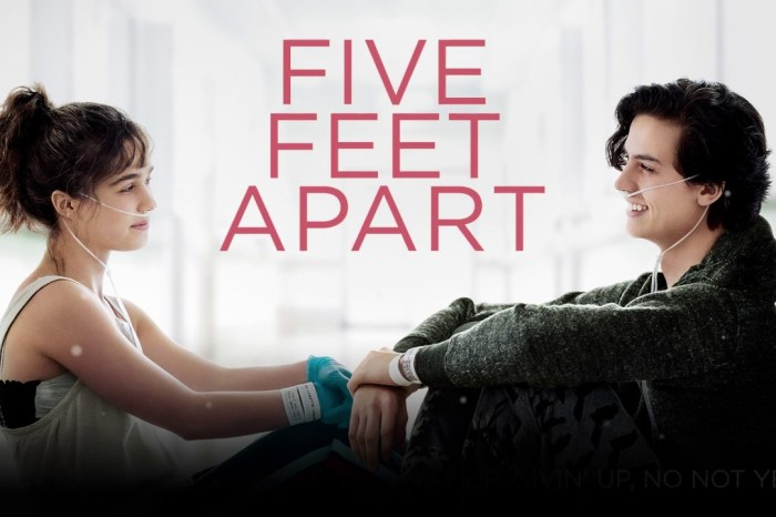 'Five Feet Apart' Movie Review: A Familiar Love Story With a Bigger Message