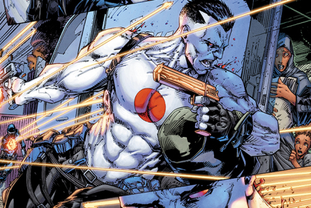 Synopsis For Vin Diesel's 'Bloodshot' Revealed