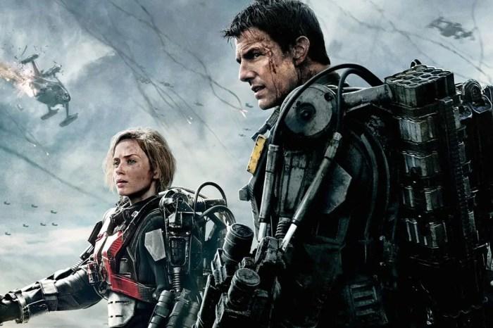 Warner Bros. Developing 'Edge Of Tomorrow' Sequel From Writer Matthew Robinson
