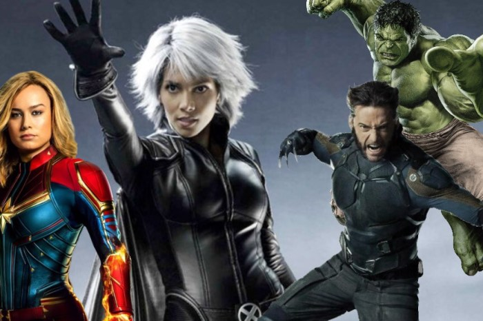 The Top 5 Fox Marvel - MCU Encounters We're Most Excited For