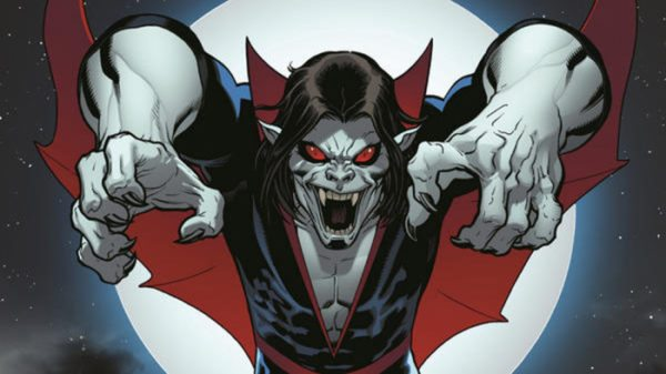 'Morbius' Set Photos Reveal First Look At Matt Smith's Character & More