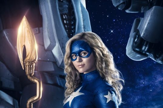 First Look At DC Universe's 'Stargirl' Costume