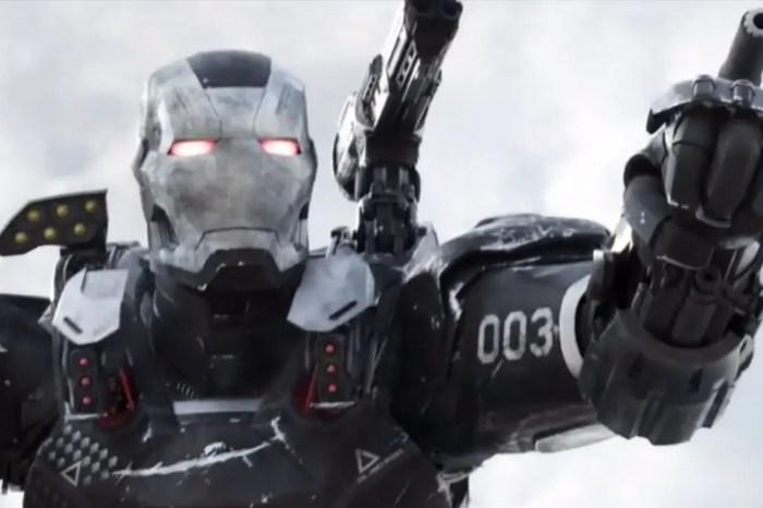 'Avengers: Endgame' Figure Reveals New Look At War Machine