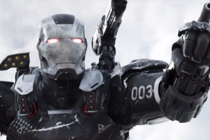 'Avengers: Endgame' Figure Reveals New Look At War Machine