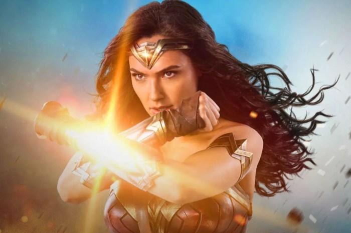 Description Of New 'Wonder Woman 1984' Footage Shown At Cinema Con