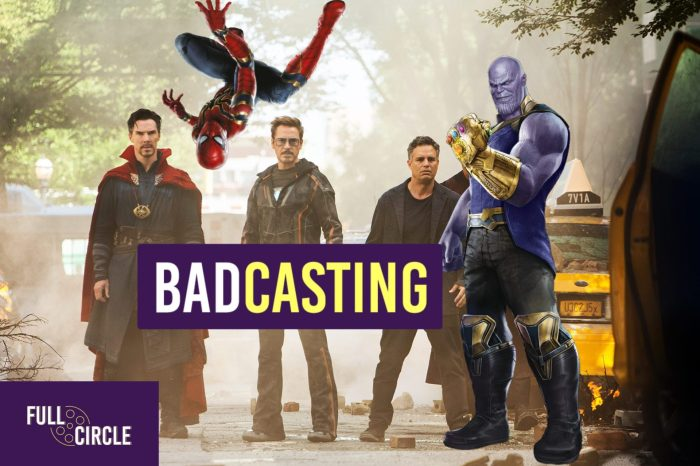 Badcasting 'Avengers: Infinity War' - Thanos & New York Team