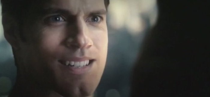 First Look At Henry Cavill's Mustache That Was Edited Out Of 'Justice League'