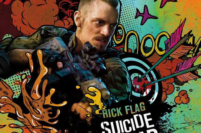 Joel Kinnaman Will Return As Rick Flag In James Gunn's 'The Suicide Squad'
