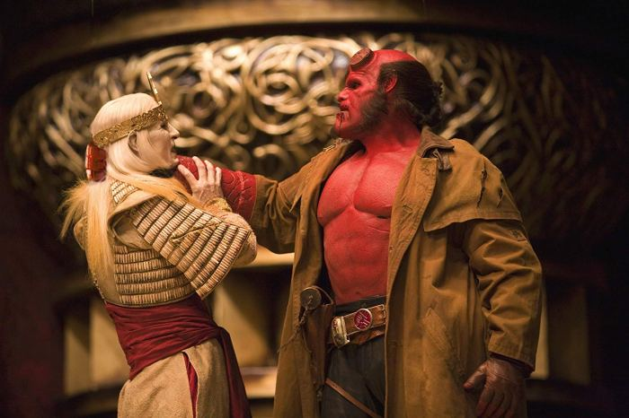 Full Circle Flashback: 'Hellboy II: The Golden Army' Review