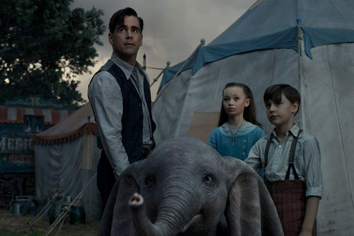 "'Dumbo' Review: ""Frustrating Disney Remake Fails To Take Flight"""
