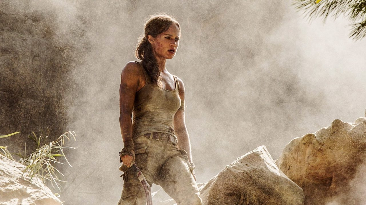 Tomb Raider Sequel Hires Free Fire Writer Amy Jump Full