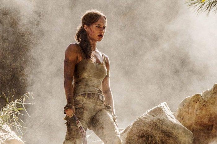 'Tomb Raider' Sequel Hires 'Free Fire' Writer Amy Jump