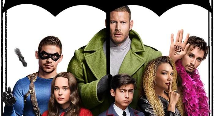 Netflix Renews 'Umbrella Academy' For Second Season