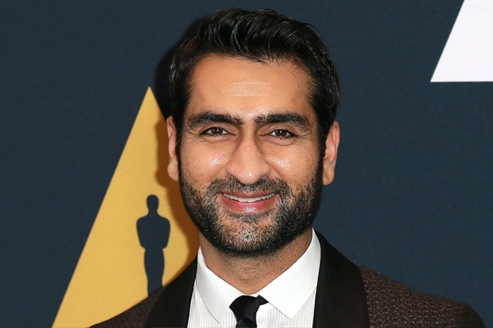 Kumail Nanjiani Is In Talks To Join Marvel's 'The Eternals'