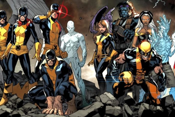 The Next Five Years Of Marvel's Phase 4 May Not Include The X-Men