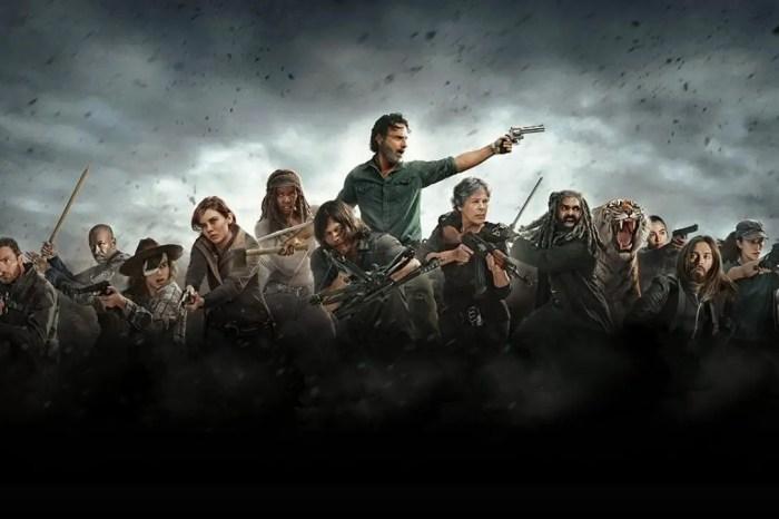 AMC To Launch A Third 'Walking Dead' Series Next Year