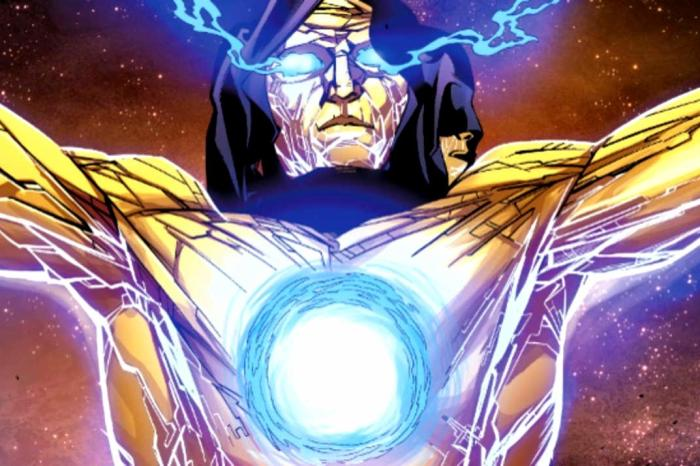 The Living Tribunal Almost Appeared In 'Avengers: Infinity War'