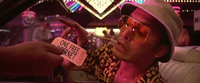 Fear and Loathing in Las Vegas - Raoul Duke
