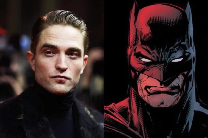 UPDATE: Warner Bros. Negotiating Deal For Robert Pattinson To Play Batman