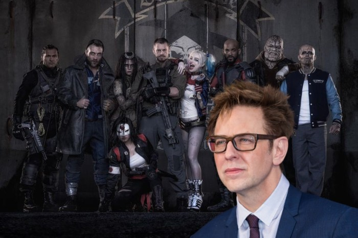 James Gunn Discusses Writing 'The Suicide Squad'