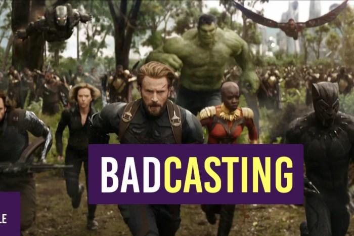 Badcasting 'Avengers: Infinity War' - Wakanda Team