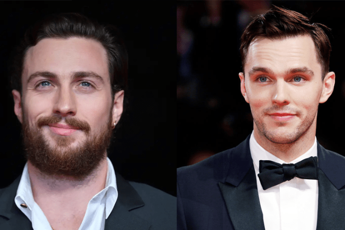 Aaron Taylor-Johnson & Nicholas Hoult Are The Rumored Frontrunners For 'The Batman'