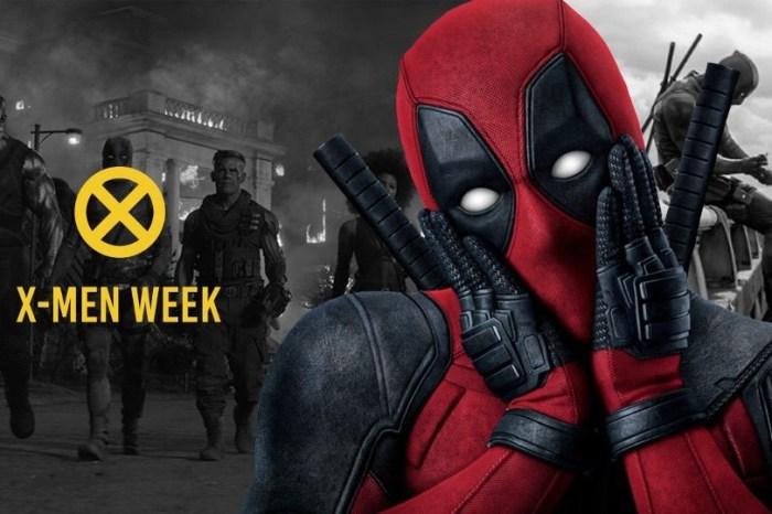 X-Men Week:  Deadpool - The (Anti)Hero We Should Aspire To Be