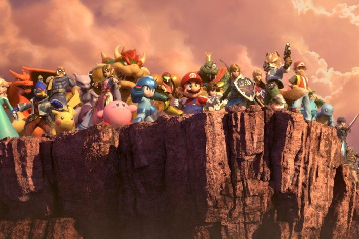 Generating A Nintendo Cinematic Universe: Part 2