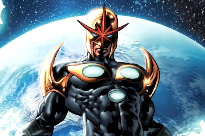 Marvel Studios Has Reportedly Begun Developing A 'Nova' Movie