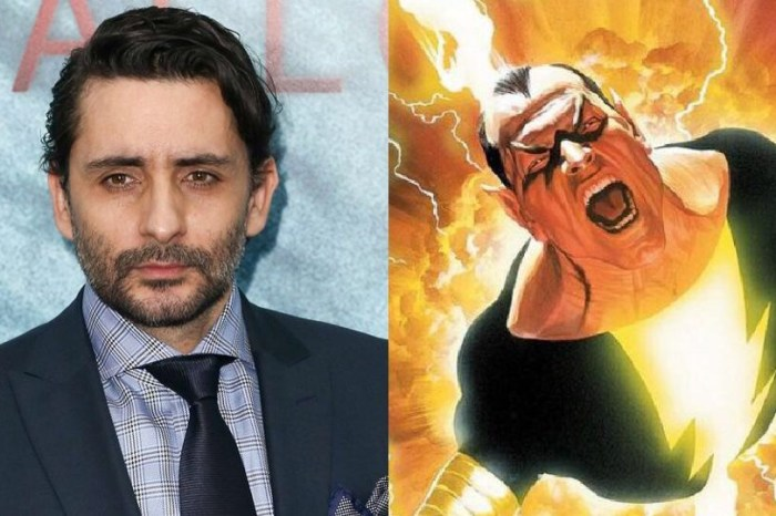 Jaume Collet-Serra In Talks To Direct 'Black Adam' For WB