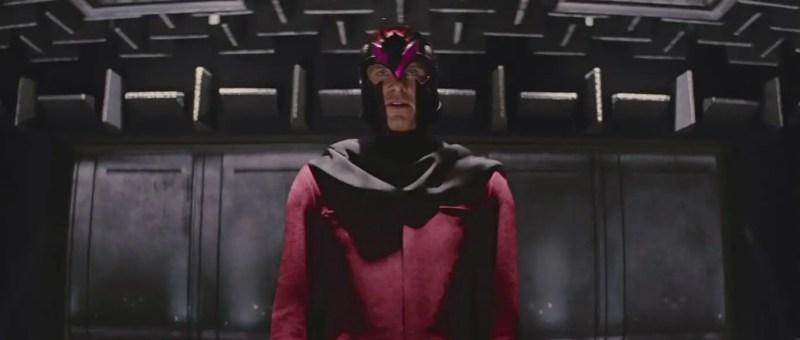 X-Men: First Class - Magneto Final Shot