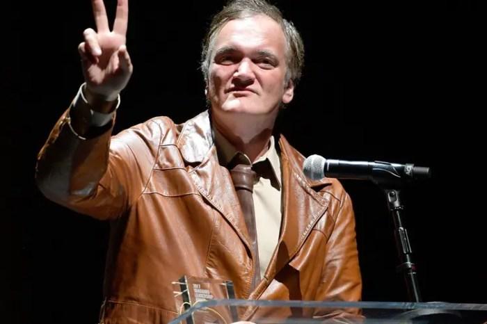 Quentin Tarantino's 'Star Trek' Will Be Rated R