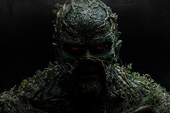 Update: 'Swamp Thing' Canceled After One Season On DCU