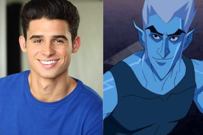 Rumor: Hunter Sansone Will Play Icicle Jr. On 'Stargirl'