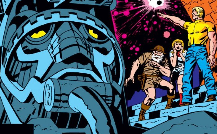 First Set Photo From 'Eternals' Features A Classic Location