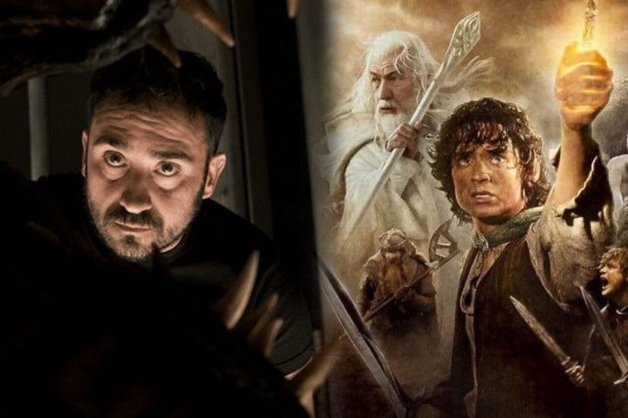 J.A. Bayona To Direct Amazon's 'The Lord Of The Rings' Series