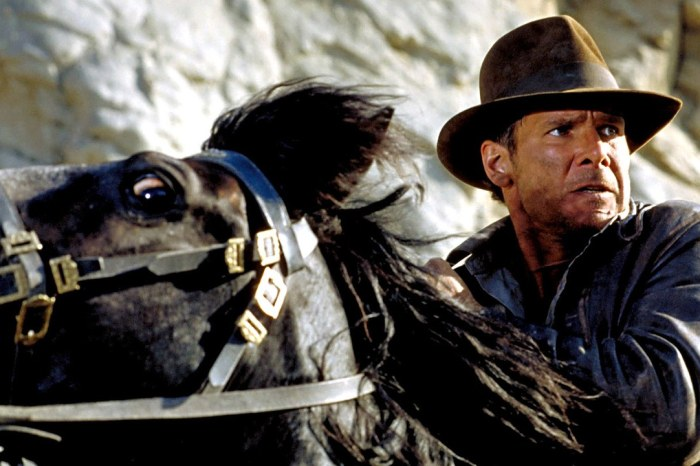 'Indiana Jones 5' To Begin Production In April 2020