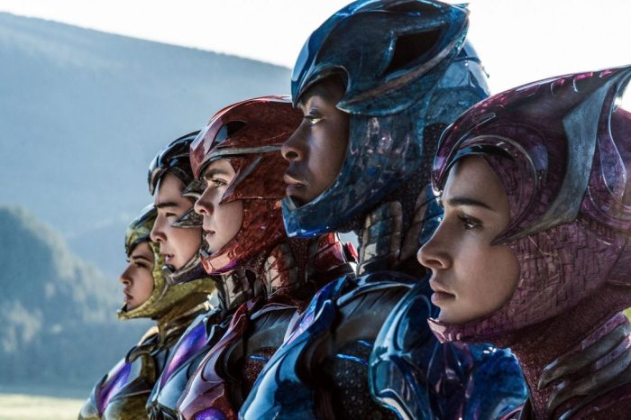Hasbro Is Planning To Reboot The 'Power Rangers' Movie Franchise