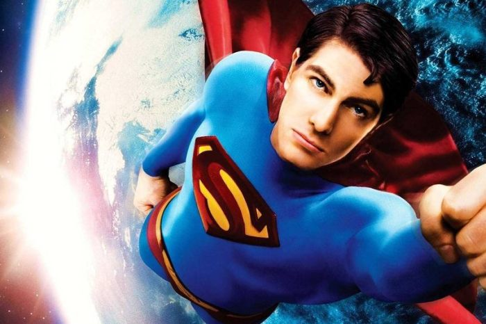 Brandon Routh's Superman To Appear In 'Crisis On Infinite Earths'