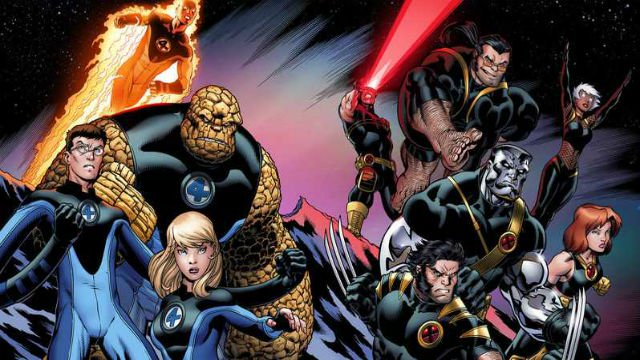 'Fantastic Four' & 'X-Men' Films Officially In Development At Marvel Studios