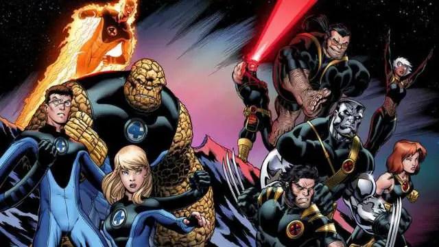 'Fantastic Four' & 'X-Men' Films Officially In Development At Marvel Studios