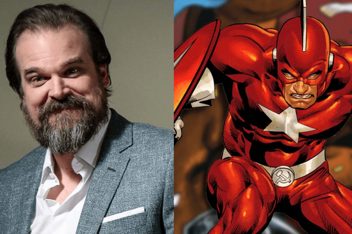 David Harbour To Play Alexi Shostakov In 'Black Widow', Florence Pugh Confirmed As Yelena Belova
