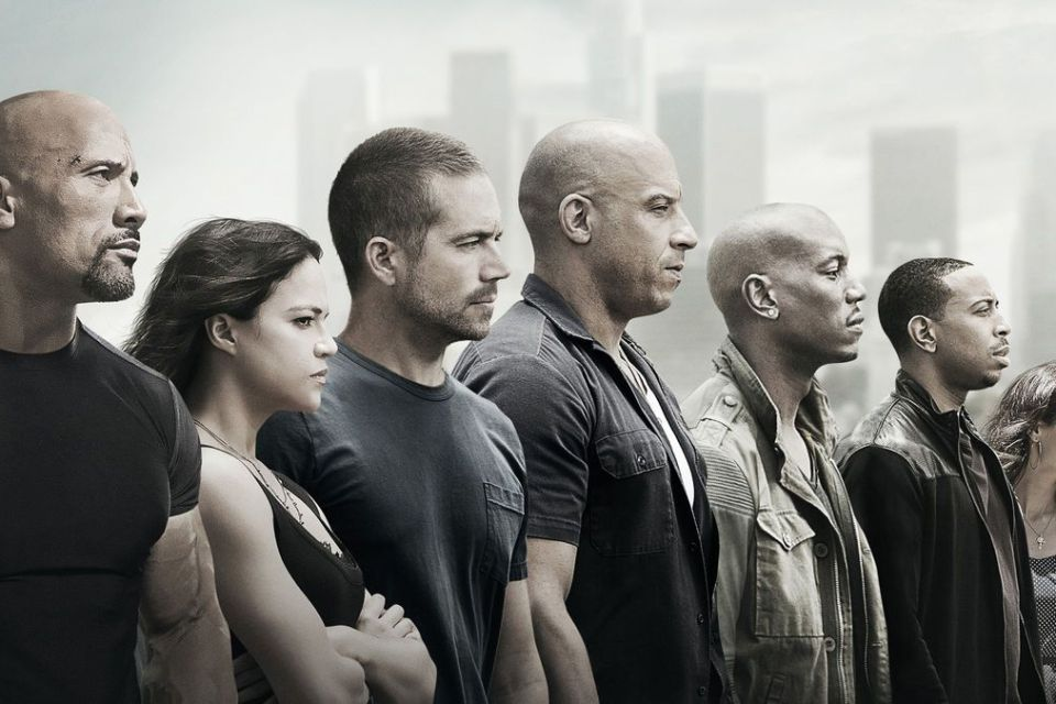 Fast and Furious - Cast of Furious 7