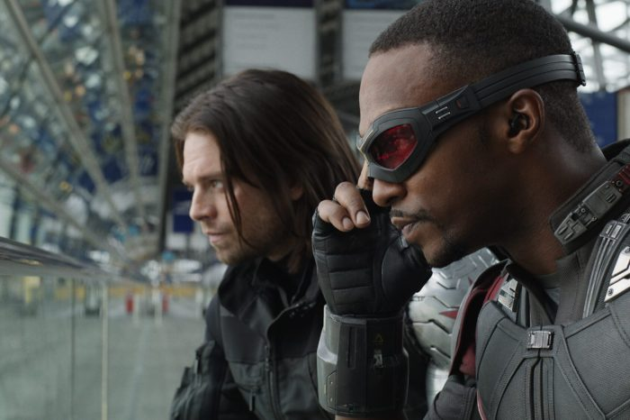 'The Falcon And The Winter Soldier' Promo Poster Reveals Bucky's New Look