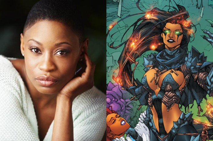 Actress Portraying Blackfire In 'Titans' Season 2 Potentially Revealed