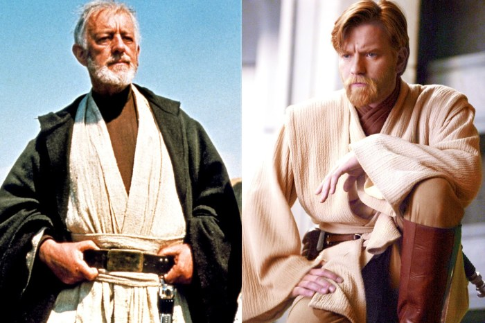 Obi-Wan Kenobi Disney+ Show Confirmed With Ewan McGregor