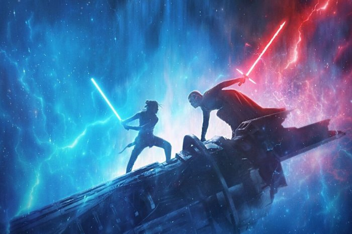 D23 Expo 'The Rise of Skywalker' Panel Character Details & More