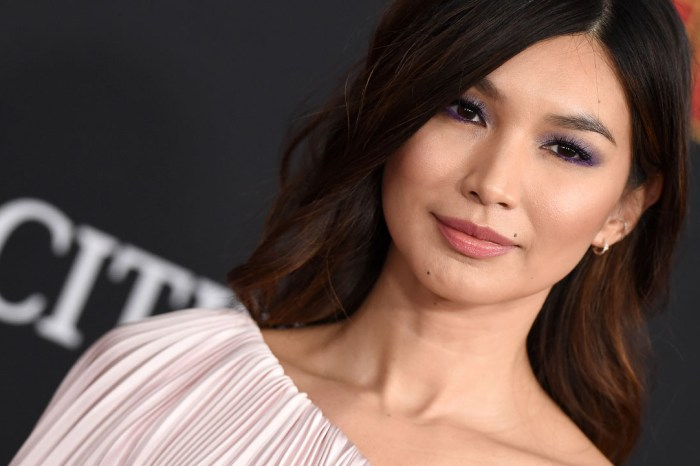 'Captain Marvel' Star Gemma Chan Is Excited To Return To The MCU In 'Eternals'