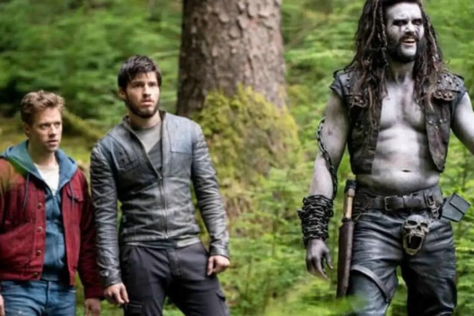 Krypton - Lobo, Seg and Adam